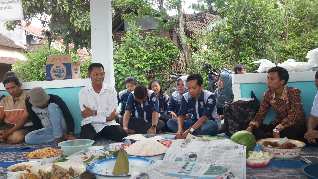 Tasyakuran PHBD Mahasiswa TI di Blitar